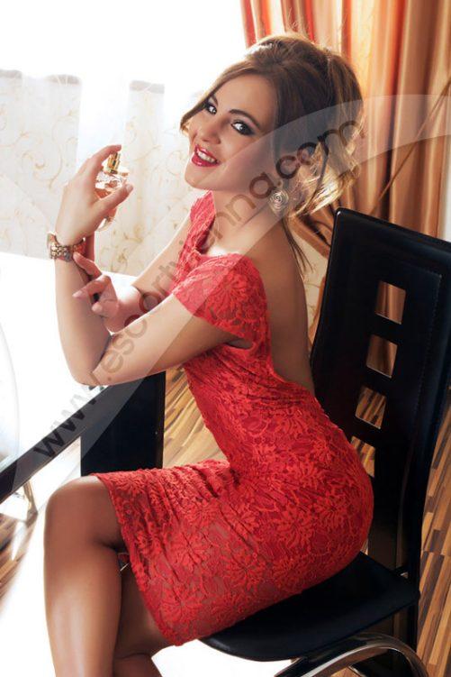 High class escort girl in Vienna, Lucy