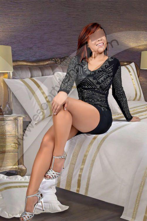 Sexy oriental escort in Vienna, Celeste