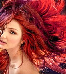 Red Hair Girls